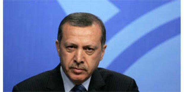Türkischer Premier fühlt sich bedroht