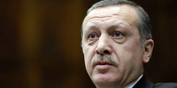 Attentat auf Premier Erdogan geplant