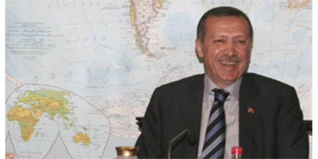 Erdogan zu Besuch im Irak