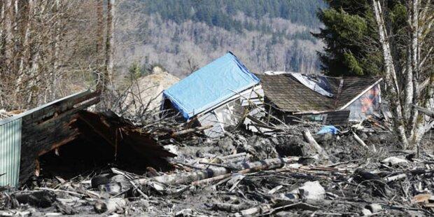 8 Tote nach Erdrutsch