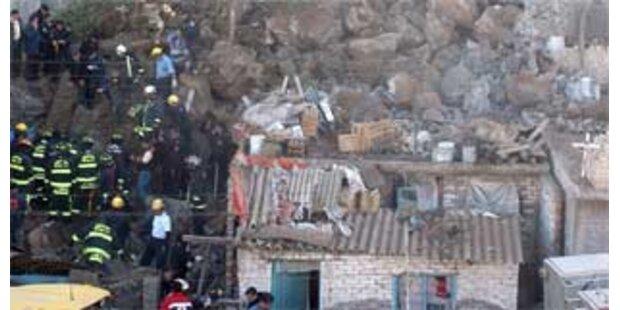 Zwei Tote bei Erdrutsch in Mexiko