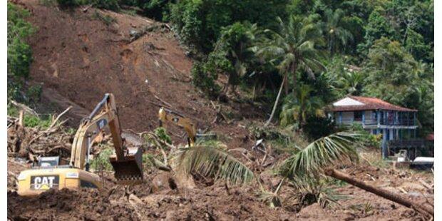 Heftige Regenfälle fordern über 70 Tote