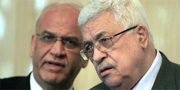 Streit um palästinensische Wahlen