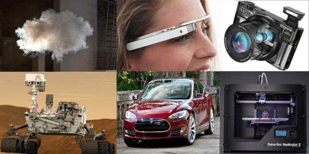 TIME-Magazin: Die Erfindungen des Jahres
