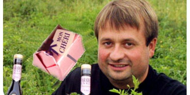 Mon Cheri-Praline erregt burgenländischen Lokalpolitiker