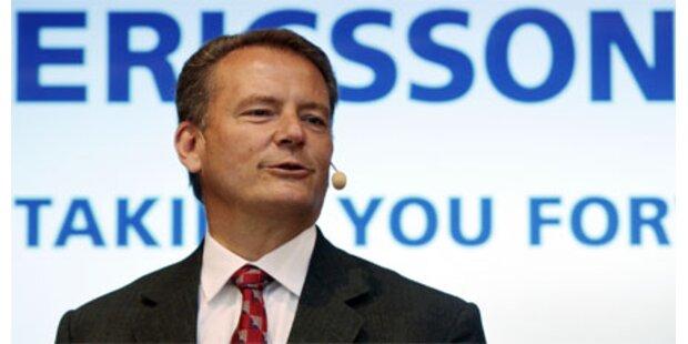 Ericsson: Großaufträge in China