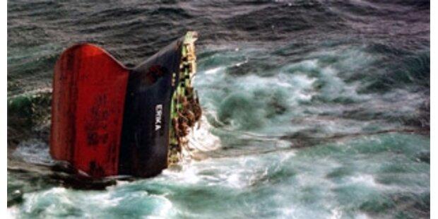 Höchststrafen wegen Erika-Tanker-Unglück verhängt