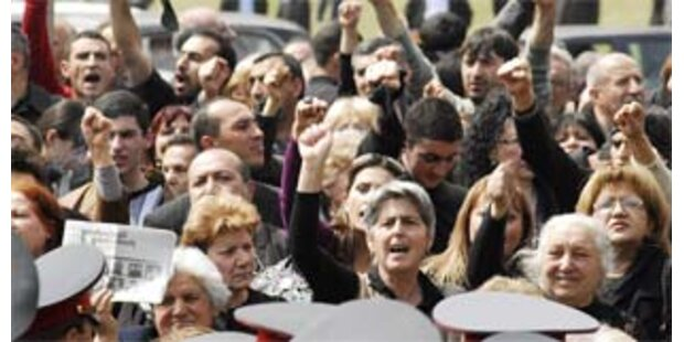 Armenier erinnern an Verfolgungen in der Türkei