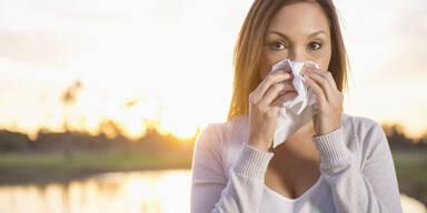 Schnupfenfrei: 10 einfache Erkältungs-Tipps