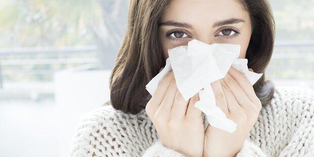 Die besten SOS-Tipps gegen Erkältung