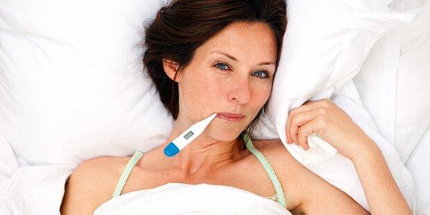 Echte Grippe oder nur ein Infekt?