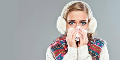 Mit diesen Tipps stoppen Sie die Erkältung sofort