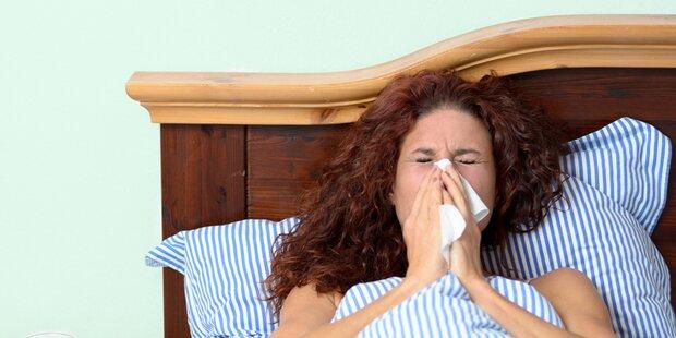 Diese Hausmittel helfen gegen Erkältung