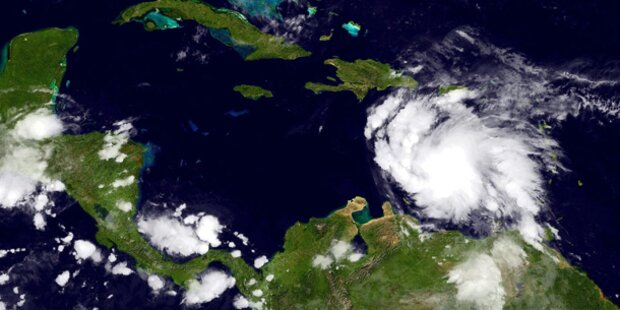 Mexikanische Küste rüstet sich für