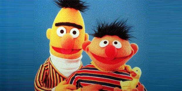 Keine Homo-Ehe für Ernie & Bert