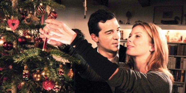 Weihnachtsstimmung im Fernsehen