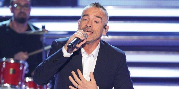 Eros Ramazotti mit brandneuen Songs