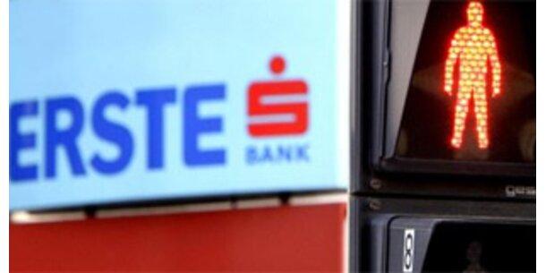 Erste Bank bekommt Staatsgeld