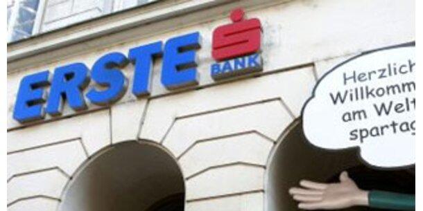 Erste bietet Kredit mit Ausfallversicherung