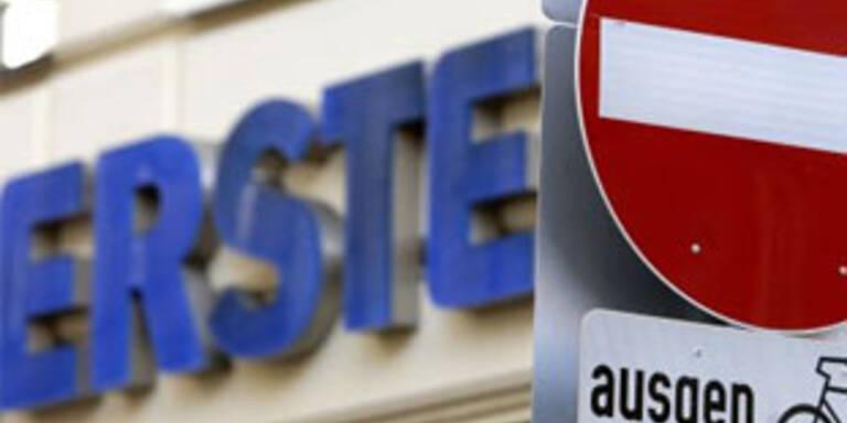 Erste Group zahlt Staatshilfe heuer zurück