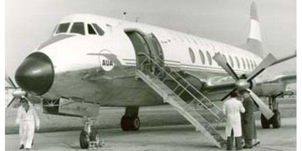 Vor 50 Jahren startete erster AUA-Flieger