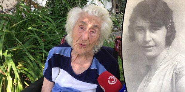 108-Jährige erzählt vom Ersten Weltkrieg
