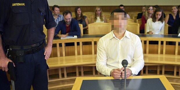 Großonkel erstochen: Sieben Jahre Haft