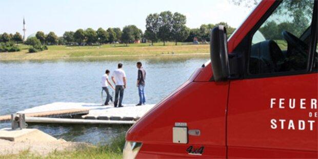 Pensionistin in der Donau ertrunken