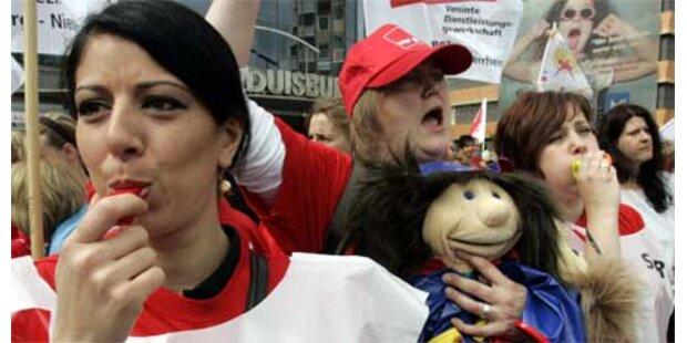 Kindergärten in Deutschland geschlossen