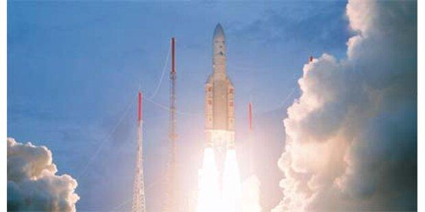 Neuer Satellit überwacht Klimawandel
