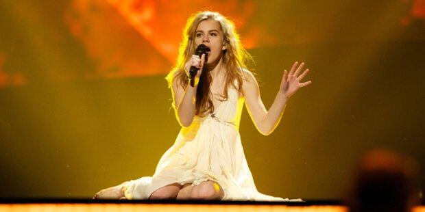 Song Contest-Siegerin halbe Österreicherin