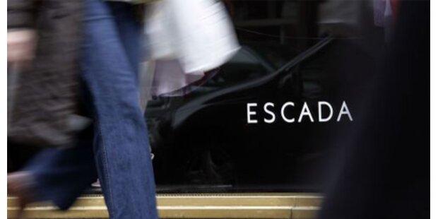 Steht Escada kurz vorm Bankrott?
