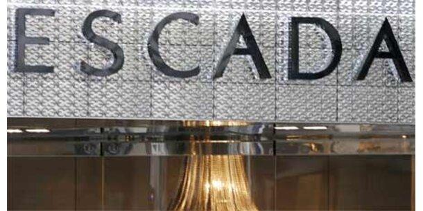 Escada trennt sich von drei Marken