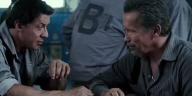 Schwarzenegger & Stallone: Escape Plan