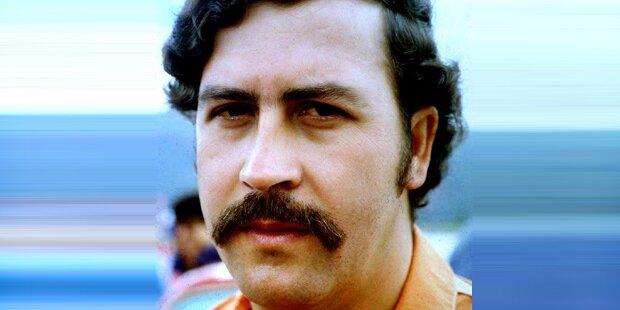 Neue Gerüchte um Pablo Escobars Tod