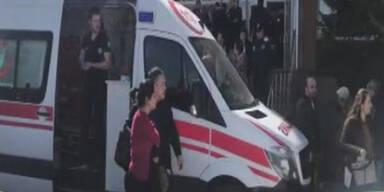 Schießerei in türkischer Uni: Vier Tote