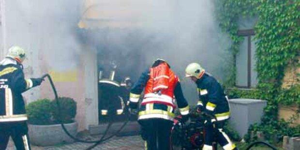 Esoterik-Laden brannte ab