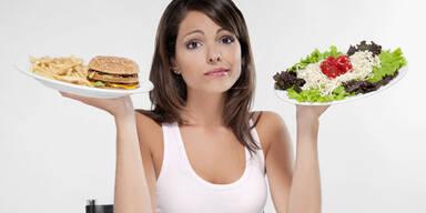 Die große Kalorientabelle