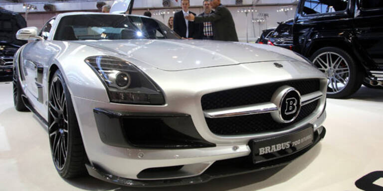 Die Trends der Essen Motor Show 2012