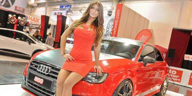 Die Highlights der Essen Motor Show