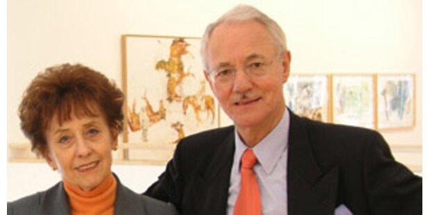 Nitsch, Attersee & Co beschenken Essl-Museum