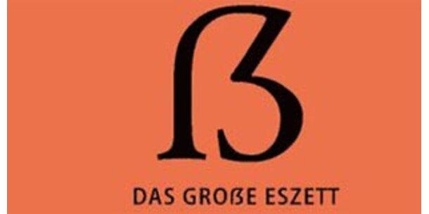 """Das große """"ß"""" ist nun eingeführt"""