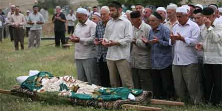Ermordete Menschenrechtlerin beigesetzt