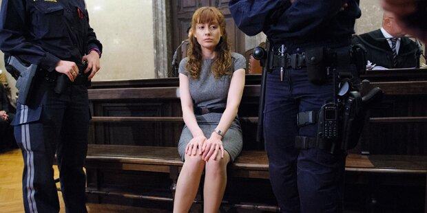 Eis-Lady schreibt Märchen im Gefängnis
