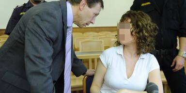 Eis-Lady: Hochzeit hinter Gittern