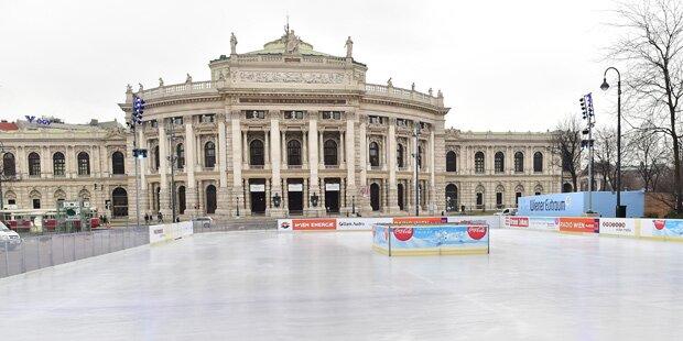 Wiener Eistraum eröffnet