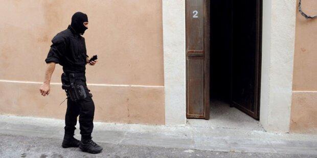 6 mutmaßliche ETA-Mitglieder festgenommen