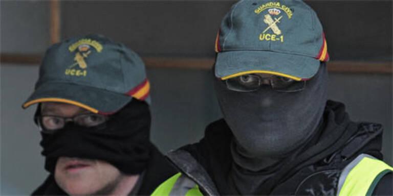 Mutmaßlicher Militärchef der ETA gefasst