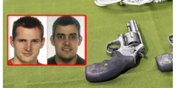 Zwei Verdächtige des Madrider Anschlags gefasst