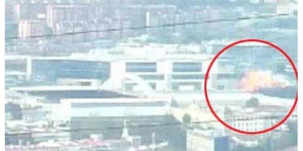 Eta zündet Bombe in Bilbao